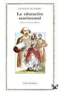 Libros gratis La educación sentimental para descargar en pdf completo
