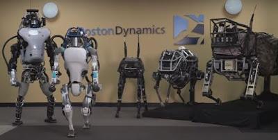 Τα ρομπότ έρχονται