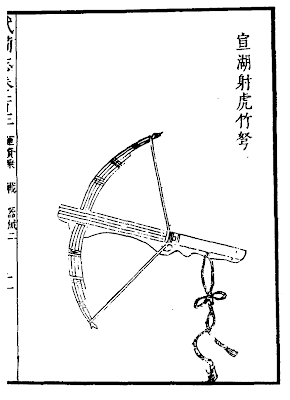 Ming Dynasty Hand Crossbow