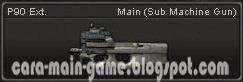Senjata Point Blank P90 Ext.
