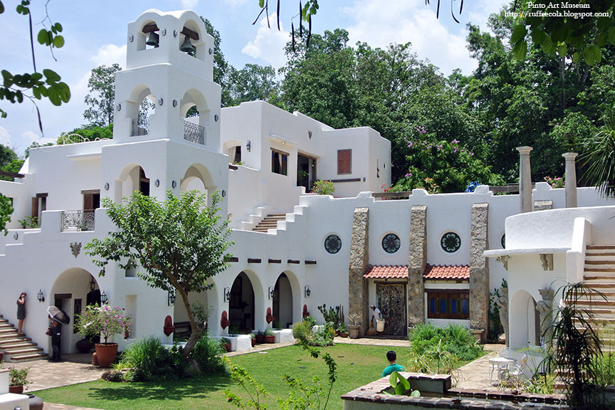Famous Museum In Philippines Pinto Art Museum Travel