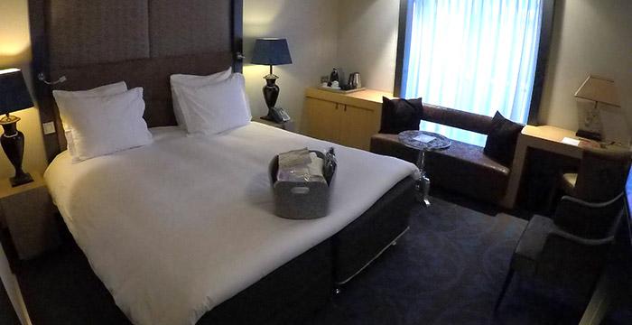 Hotel en Bruselas