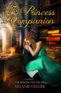 The Princess Companion - Melanie Cellier