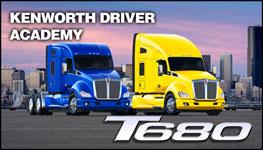 Kenworth T680 Driver Academy