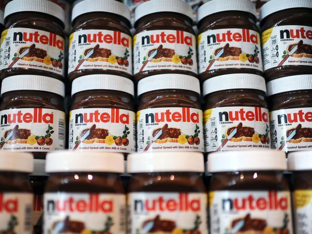 Europa retira nutella de supermercados porque causa cáncer