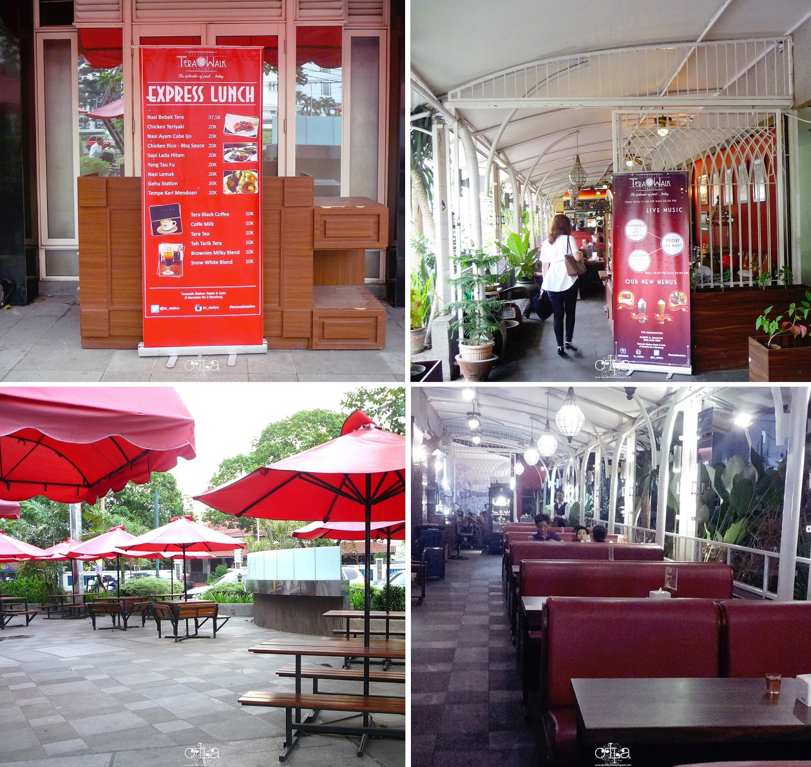 Hangout Place in Bandung - TERA WALK STATION