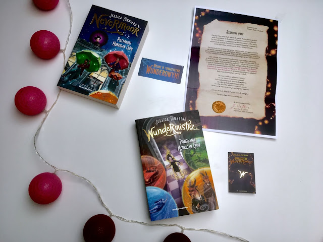 Nevermoor #2: Wundermistrz. Powołanie Morrigan Crow - Jessica Townsend