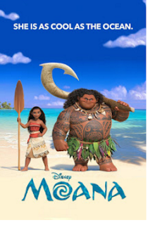 Download Film Moana (2016) BluRay 720p Ganool Movie