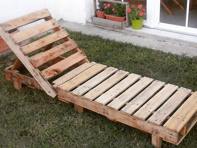 Come Costruire Una Sdraio.Come Costruire Una Sedia Con Pallet Come Costruire Un Letto Con