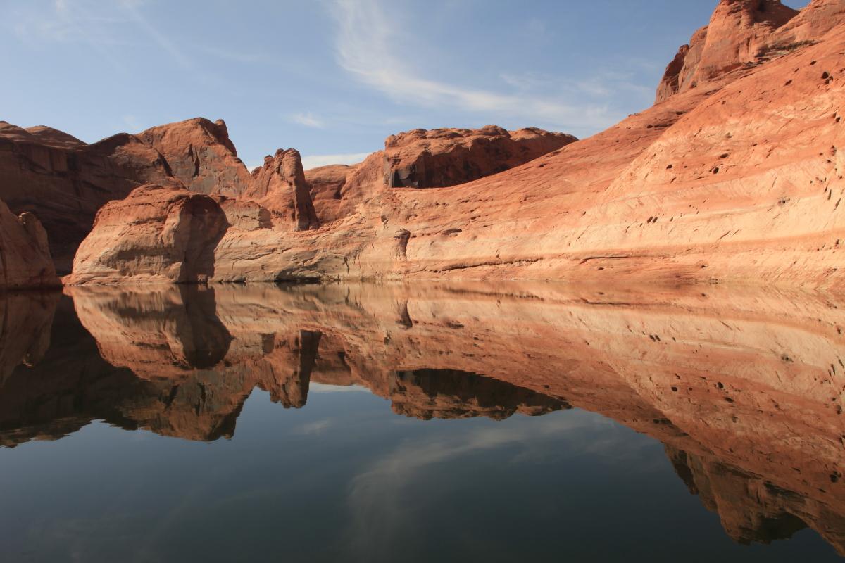 Earthly Musings Wayne Ranney S Geology Blog Lake Powell