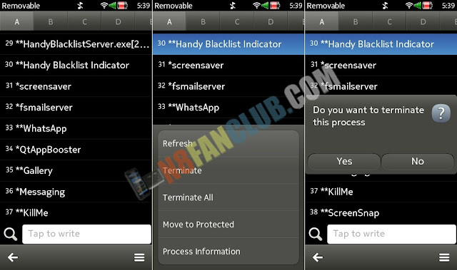 Close / Kill / Terminate Stuck Apps on Nokia N8 with Kill Me 1.36 - Free Download - Nokia Store