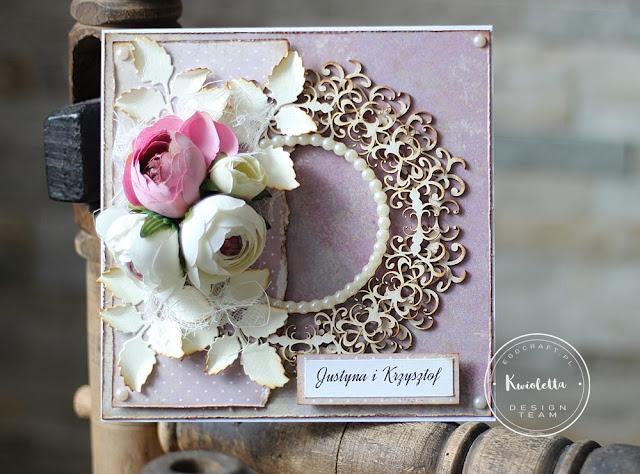 Ślub z perełkami