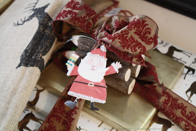 l&l at home - Preparing for Secret Santa Drop - image by lb for linenandlavender.net - http://www.linenandlavender.net/2013/12/what-were-up-to-this-holiday-season.html
