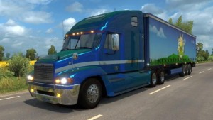 Freightliner Century truck mod