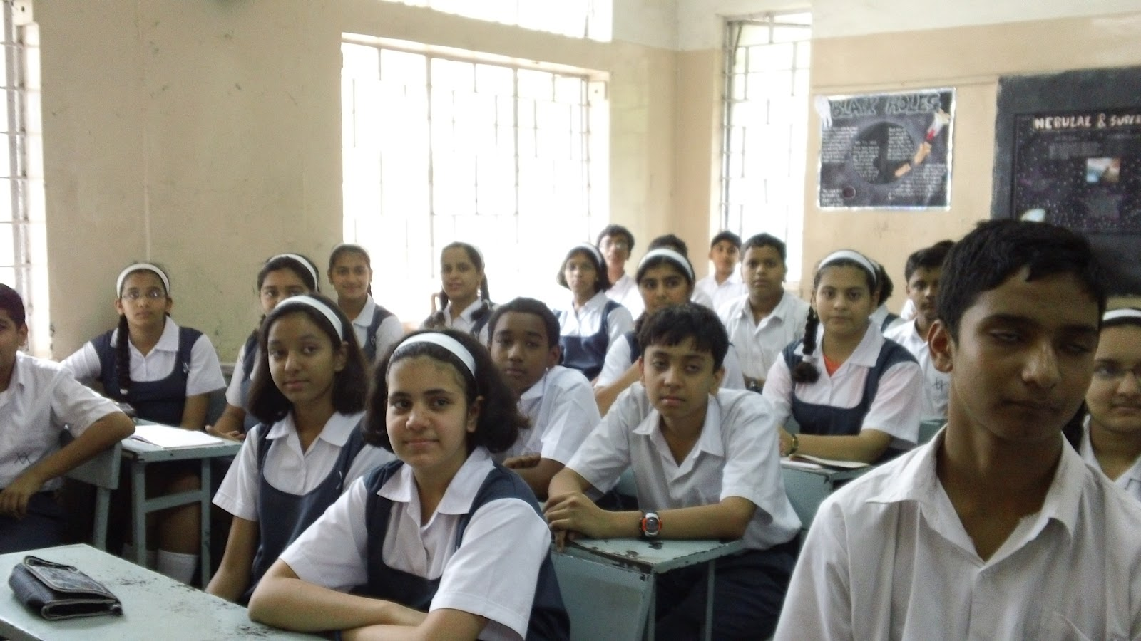 Image result for students in classroom in india