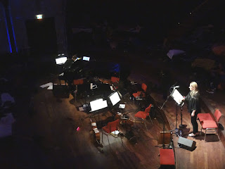 15.07.2017 Amsterdam - Het Concertgebouw: Max Richter