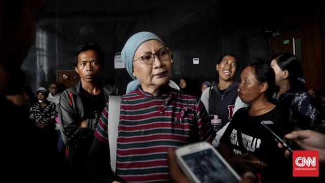 Rachel Maryam Minta Ridwan Kamil Usut Kasus Ratna Sarumpaet