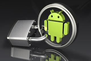 cara mengamankan hp android