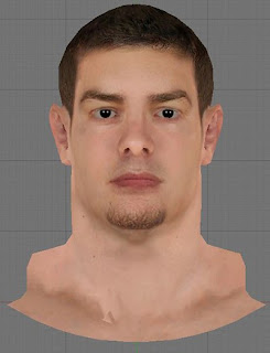 NBA 2K13 David Lee Cyberface Patch