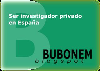 Investigador privado en España