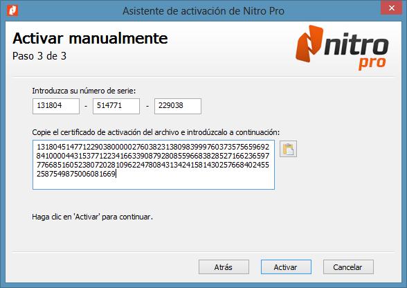 editor de pdf nitro gratis en español 64 bits