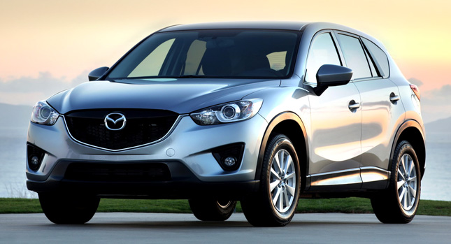 Best Car Models & All About Cars: 2013 Mazda CX5