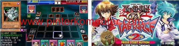 Yu-Gi-Oh GX Tag Force 2