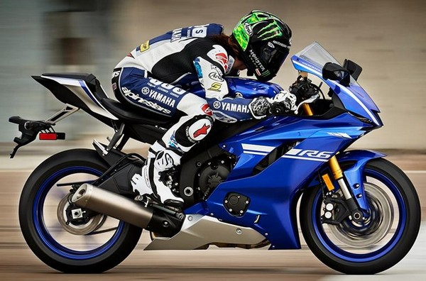 Review Yamaha YZF-R6