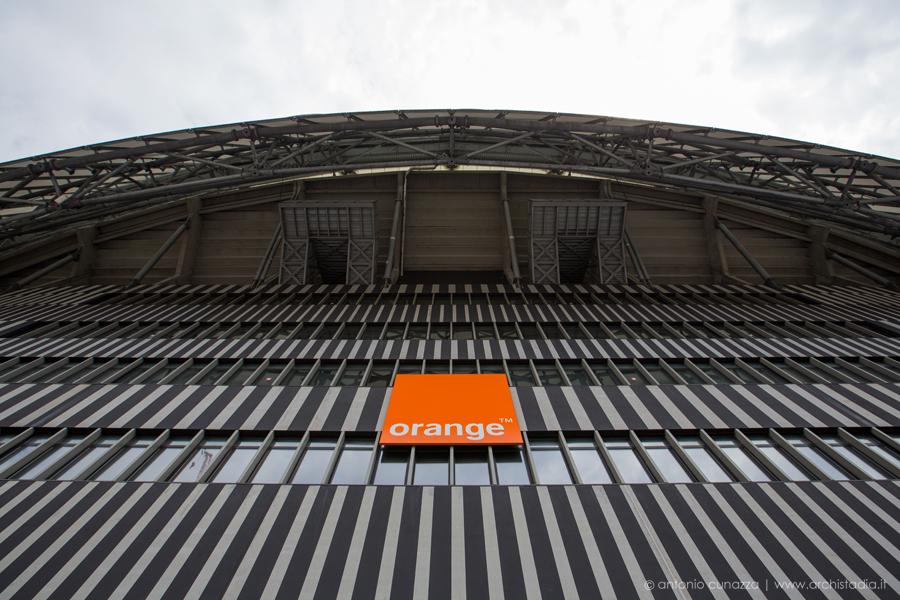 stade velodrome marsiglia architettura