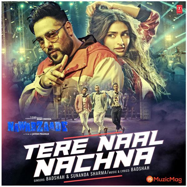 Sunanda Sharma - Badshah - Tere Naal Nachna
