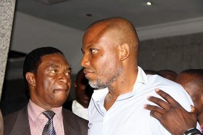 IPOB: Release my son, Kanu's father tells Buhari