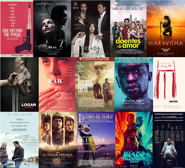 Top Filmes 2017