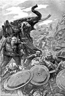 Batalla del río Hidaspes
