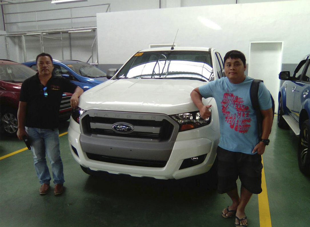 Davao entrepreneur finds his dream car online