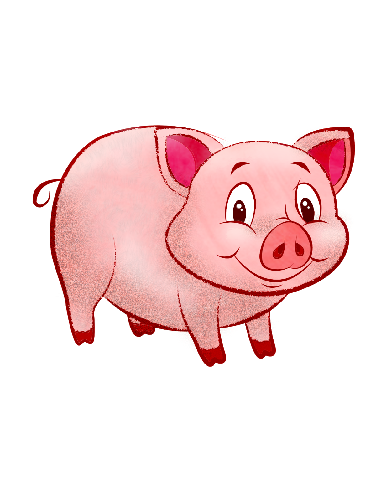 baboy clipart   philippine clipart free free november clip art themes free november clip art border