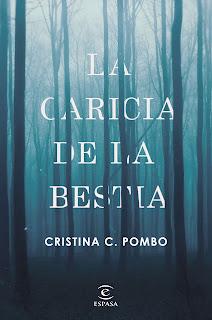 """""""La caricia de la bestia"""" de Cristina C Pombo"""