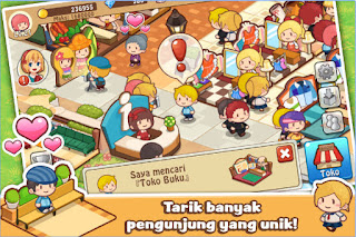 Download Happy Mall Story: Shopping Sim Apk Mod Terbaru