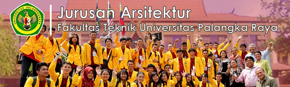 Selamat Datang di Website Jurusan Arsitektur UPR