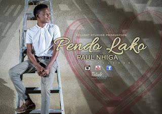 Paul Nhiga - Pendo lako
