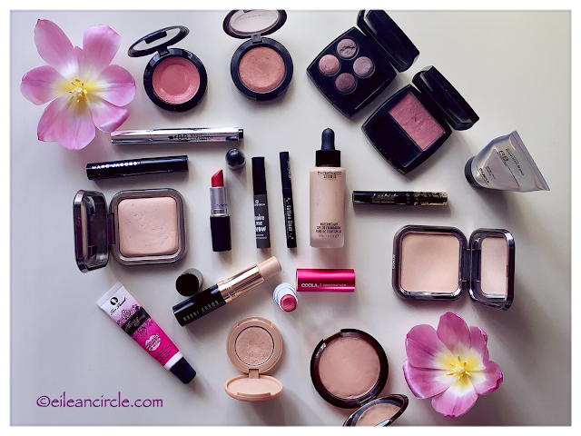 Project Pan, Maquillaje