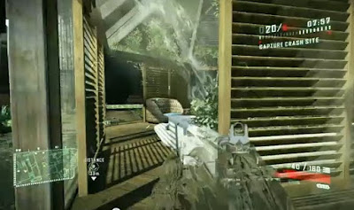 Gameplay Crysis 2 Stealth Mode