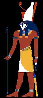 horus starożytny egipt