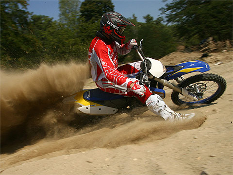 2009 Husaberg Fe570 Motorcycle Accident Lawyers