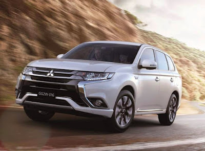 2018 Mitsubishi Outlander PHEV Finally Arrives