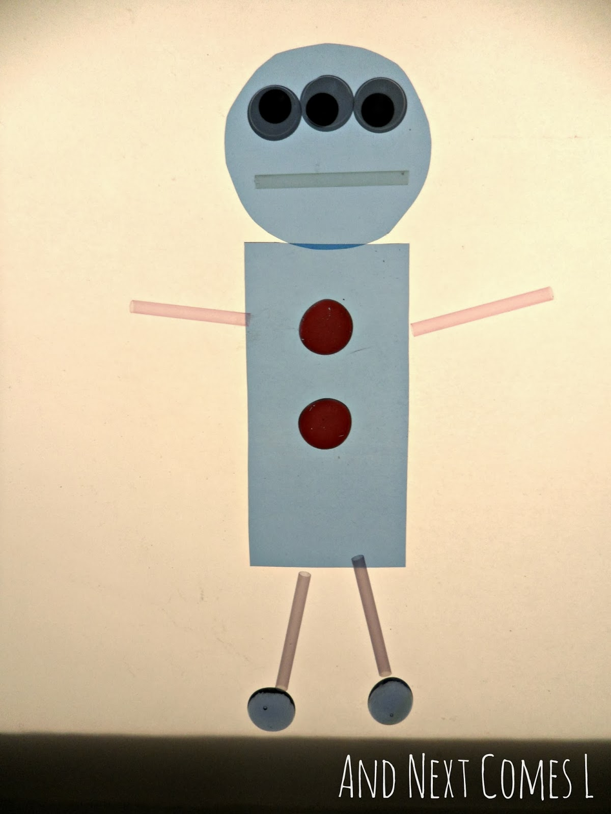 Monsters Amp Robots An Invitation To Create With Loose