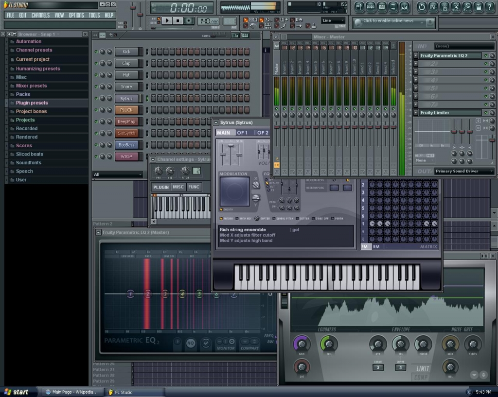 fruity loops 11 producer edition crack free download