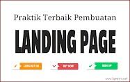 Praktik Terbaik Pembuatan Landing Page