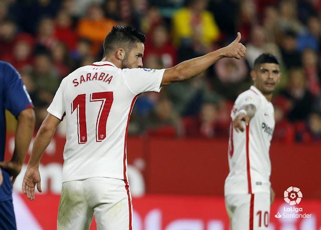 Crónica Sevilla FC 2 - Huesca 1