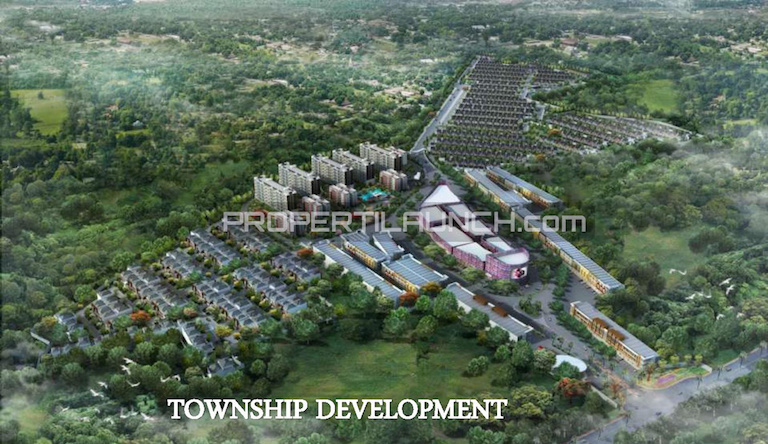 Township Development Summarecon Karawang