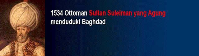Foto Sultan Suleiman yang Agung